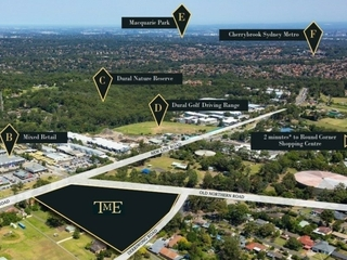 582-582a Old Northern Road Dural , NSW, 2158