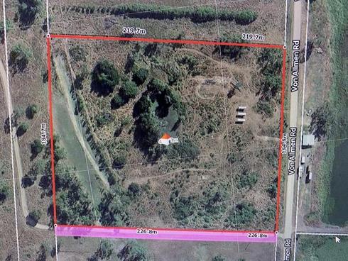 Lot 2/ Von Allmen Road Pink Lily, QLD 4702