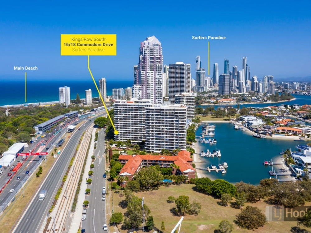 16/18 Commodore Drive Paradise Waters, QLD 4217
