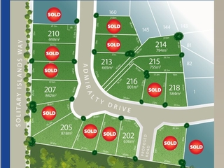 Lot 210 Admiralty Drive - Stage 11 Safety Beach , NSW, 2456