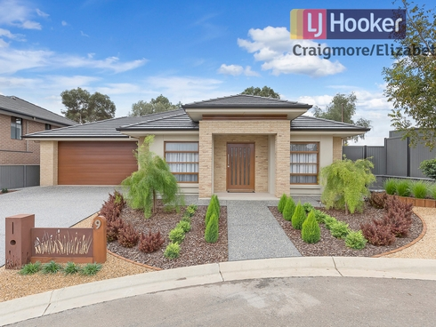 9 Brown Hill Close Blakeview, SA 5114