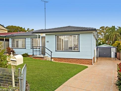30 Zambesi Road Seven Hills, NSW 2147