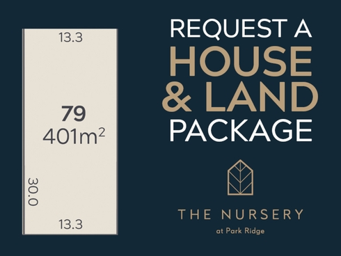 Lot 79/74 Bumstead Road Park Ridge, QLD 4125