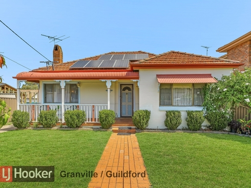 2 Fairview Street Guildford, NSW 2161