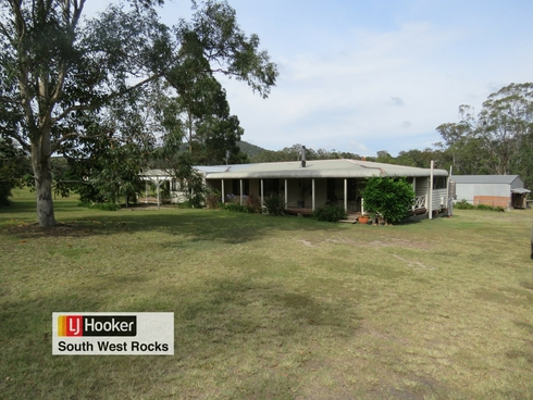 1229-1231 Gowings Hill Road Sherwood, NSW 2440