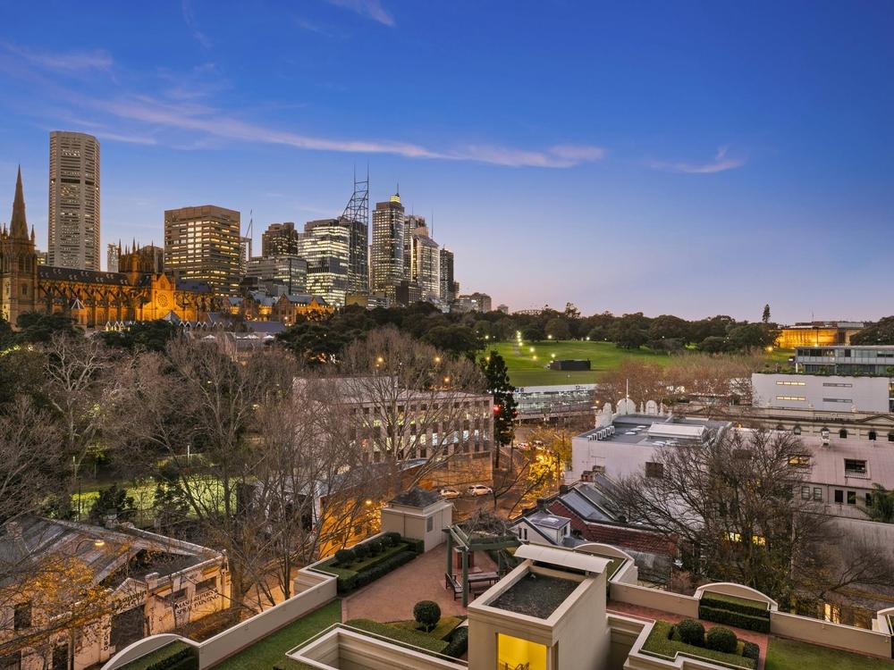 606/63 Crown Street Woolloomooloo, NSW 2011