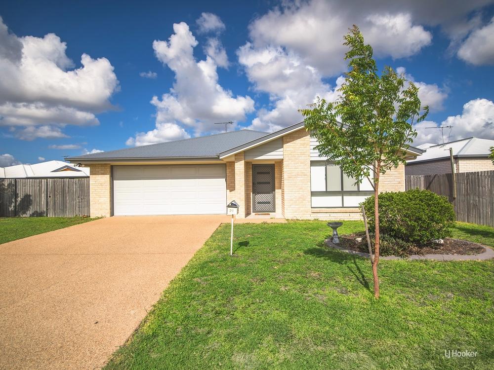 21 Bruce Hiskens Court Norman Gardens, QLD 4701