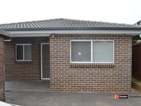 38a Stranraer Drive St Andrews, NSW 2566