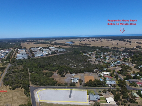 Lot 46 - 2/2 West Road Capel, WA 6271