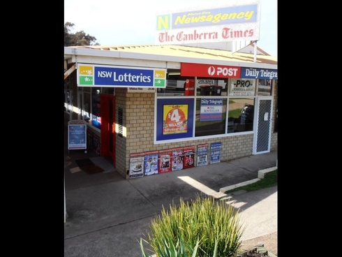 Shop8/534 George Bass Drive-Malua Bay Newsagency Malua Bay, NSW 2536