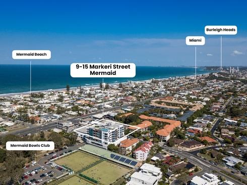 406/9-15 Markeri Street Mermaid Beach, QLD 4218
