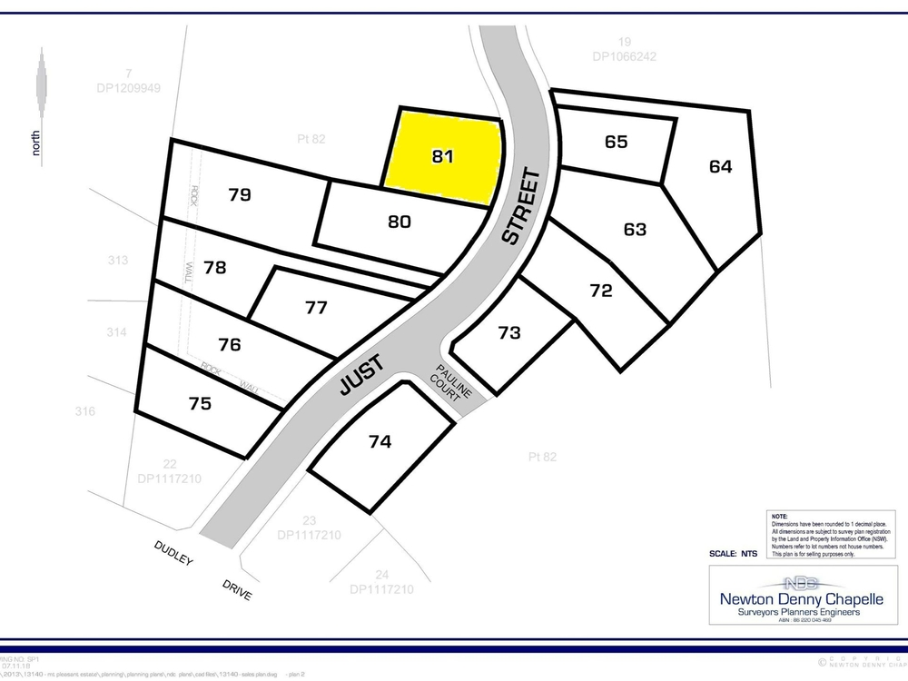 Lot 81 Just Street Goonellabah, NSW 2480