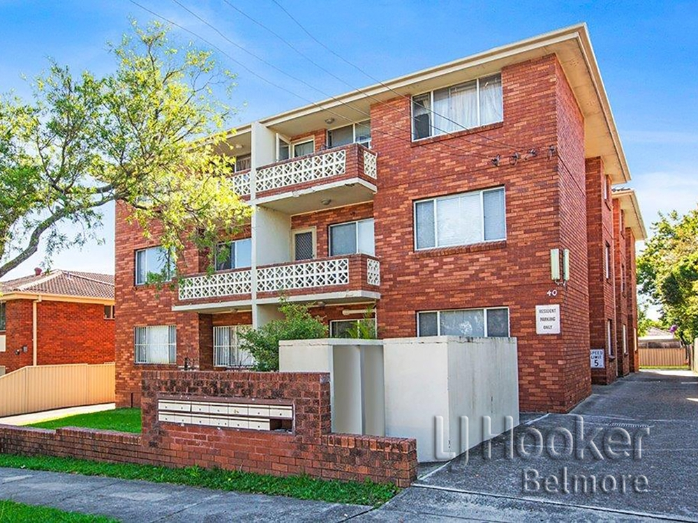 11/40 Anderson Street Belmore, NSW 2192