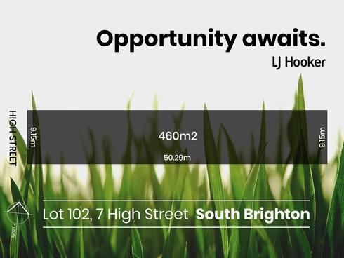 Lot 102/7 High Street South Brighton, SA 5048