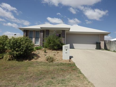 53 Wheeler Drive Roma, QLD 4455