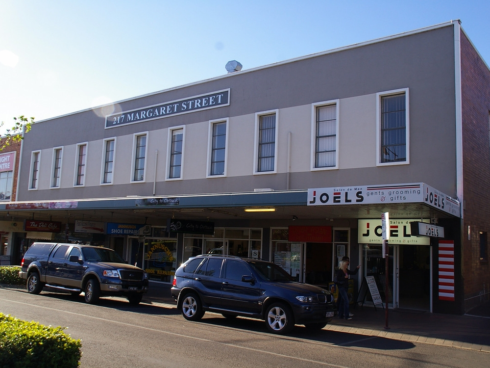Suite 3/217 Margaret Street Toowoomba City, QLD 4350