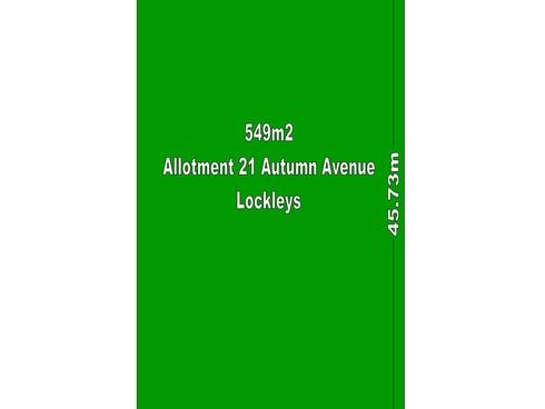 Allotment 21/54 - Autumn Avenue Lockleys, SA 5032