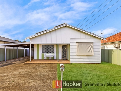 46 O' Neill Street Guildford, NSW 2161