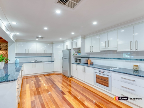 3 Pitlochry Road St Andrews, NSW 2566